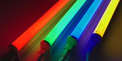 シームレス照明 赤色/緑色/青色/黄色